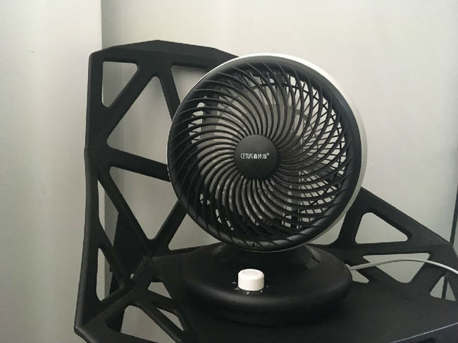 涡轮8米送风:赛特斯 F953 空气循环扇买手党晒单  买手党-买手聚集的地方