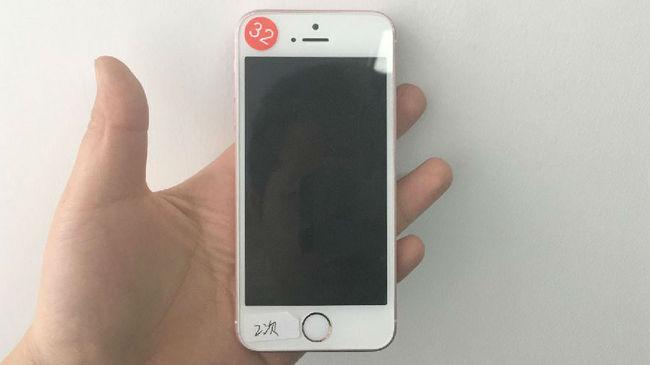 已截团 小Q二手手机团:95-99新 有锁iPhone Se 32g 双网通 630元 全网通 660元  买手党-买手聚集的地方