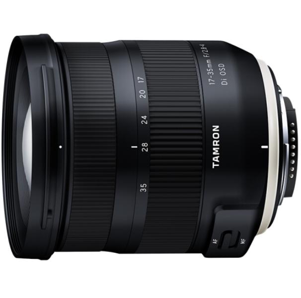 Tamron 腾龙 A037 17-35mm F/2.8-4 Di OSD 超广角变焦镜头 3799元、送滤镜支架 买手党-买手聚集的地方