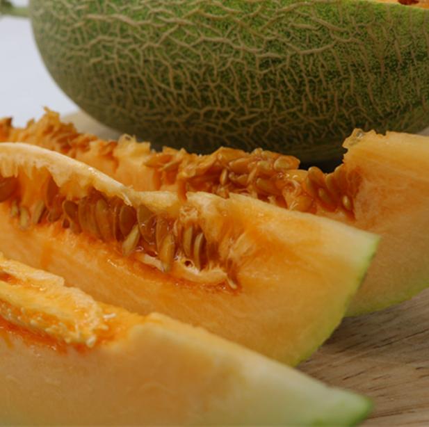 新低 中国最好吃的哈密瓜!以稀 新疆火焰山西州蜜 25号 2个 重7斤 63元包邮新疆直发(上次64.8元) 买手党-买手聚集的地方