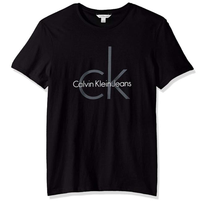 PrimeDay:限S和M码:Calvin Klein 男士 T恤 Prime会员凑单130元 买手党-买手聚集的地方