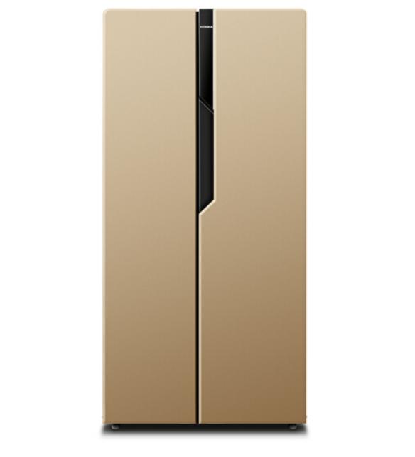 康佳 400L 对开门冰箱 BCD-400EGX5S 1699元包邮 买手党-买手聚集的地方