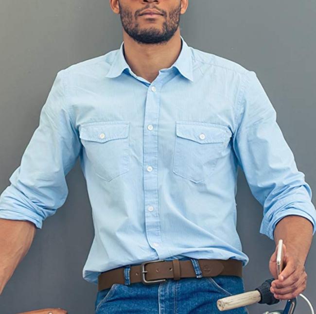 Timberland天木兰 Classic Jean 35mm 男士皮带 prime含税到手约92.13元 买手党-买手聚集的地方