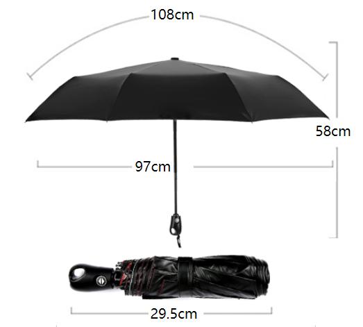 UPF50+,天堂伞 三折晴雨伞 49元(长期售价119元) 买手党-买手聚集的地方