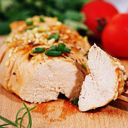 低脂高蛋白,大希地 鸡胸肉 500gx4件 券后59.2元包邮 买手党-买手聚集的地方