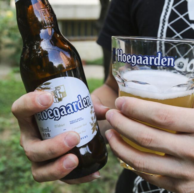 Hoegaarden福佳白 比利时风味 精酿啤酒整箱 330mlx24瓶 券后139元 买手党-买手聚集的地方