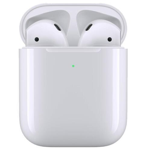 无线充电盒版:Apple 苹果 AirPods 2代 无线蓝牙耳机 港版 1149元包邮(京东1399元) 买手党-买手聚集的地方