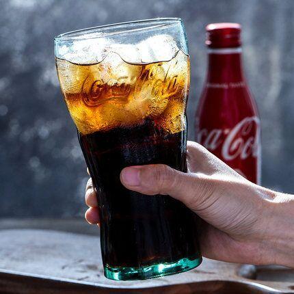 可口可乐正版授权,2只 Libbey 利比 无铅 玻璃杯495ml 券后20元包邮 买手党-买手聚集的地方
