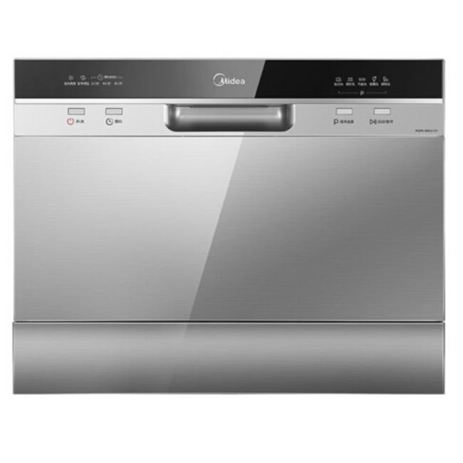 爆降200元:美的 台嵌两用 洗碗机 WQP6-3602A-CN 0点:1299元(1499元) 买手党-买手聚集的地方