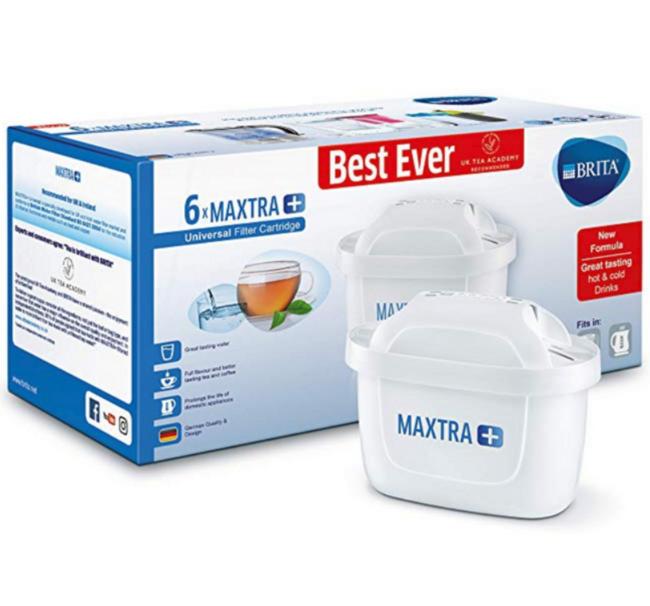 6枚可用大半年:Brita 碧然德 新升级Maxtra+滤芯 英国版 券后159元包邮(京东195元) 买手党-买手聚集的地方