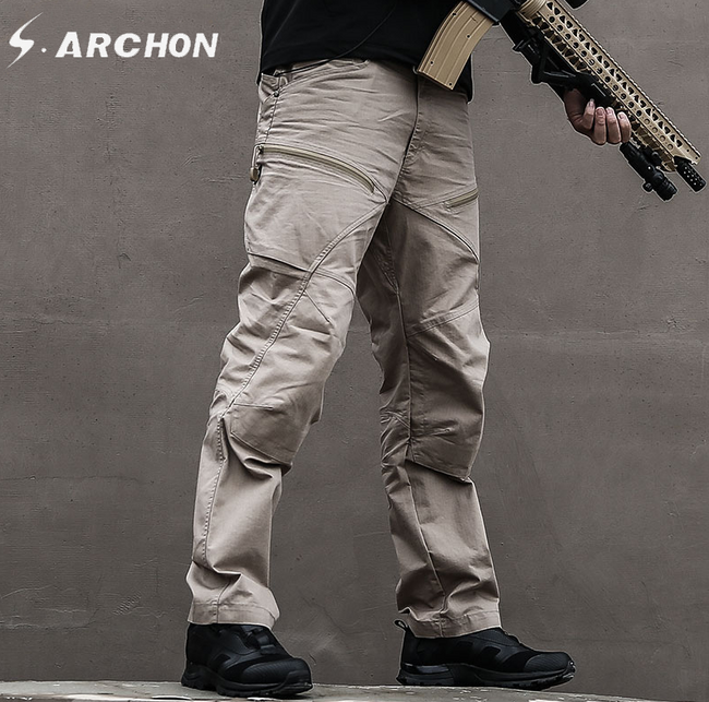 美国杜邦防水涂层:S.archon 男士工装裤 148元包邮 买手党-买手聚集的地方