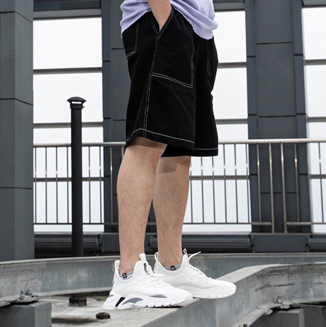 专柜1.7折 飞织透气:马克华菲 男士老爹鞋 159元包邮(专柜价895元) 买手党-买手聚集的地方