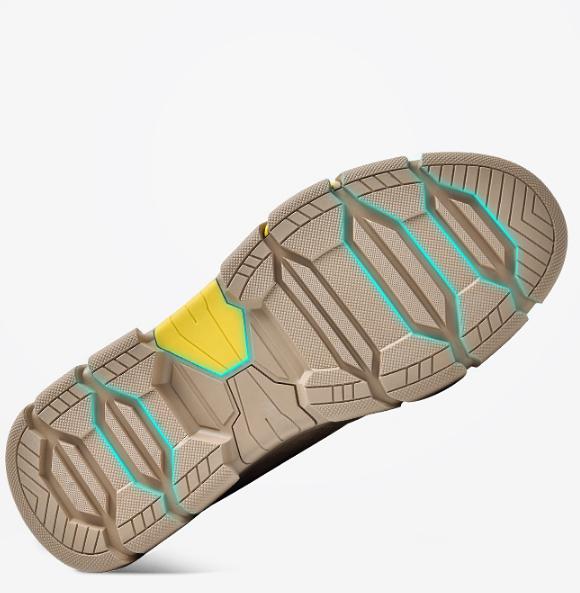 4.9分、商场中高端品牌:satchi 沙驰 男士真皮工装靴 新低139元包邮(吊牌价739元) 买手党-买手聚集的地方
