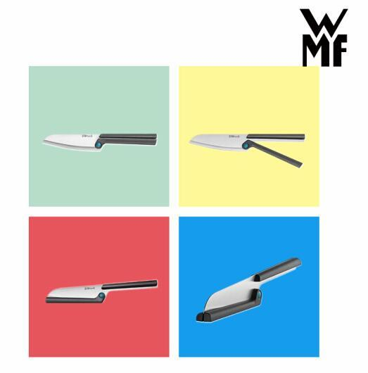 WMF/福腾宝 Hello Functional创意刀具+2合1削皮刀 拍2件+凑单+券后折合85元包邮到手、使用满199-100元券 买手党-买手聚集的地方