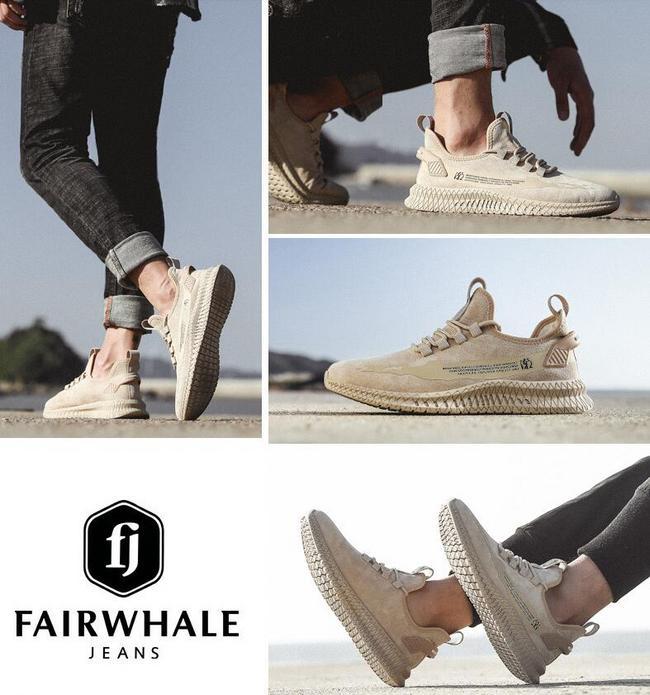 Mark Fairwhale/馬克華菲 豬皮鞋面 復古男鞋Fairwhale002 119元包郵(吊牌價895元) 買手黨-買手聚集的地方