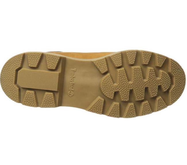 US8.5碼,簡版大黃靴:Timberland天木蘭 18094 男士經典高幫系帶工裝靴 prime會員到手約788.85元 買手黨-買手聚集的地方
