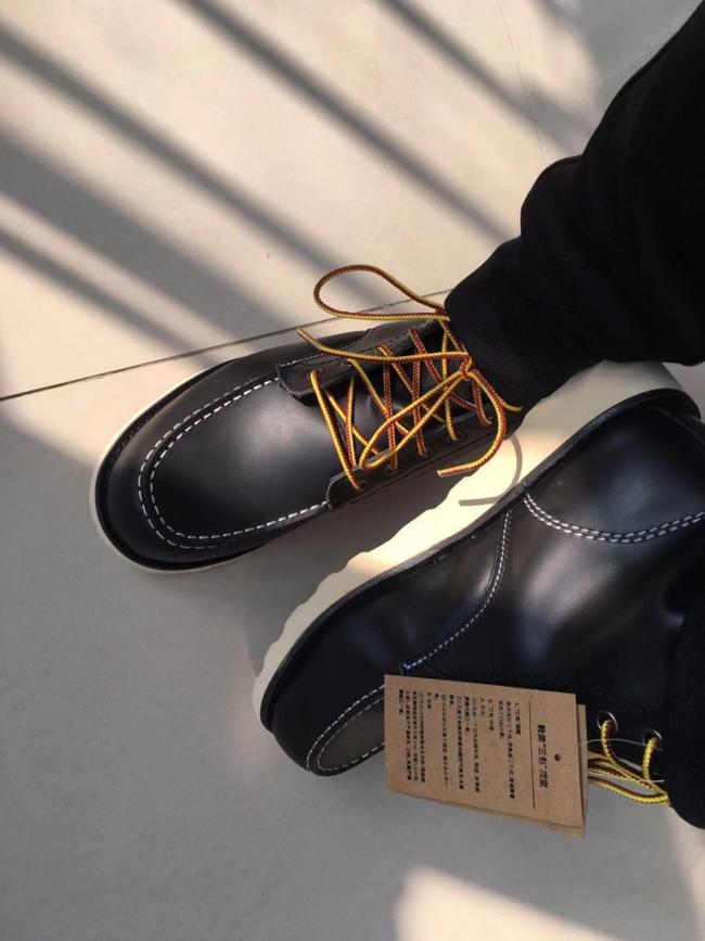 買手黨團的135元的美國進口頭層牛皮嚴選工裝靴 實測曬單 230金幣曬單 優質曬單獎勵25元紅包 買手黨-買手聚集的地方