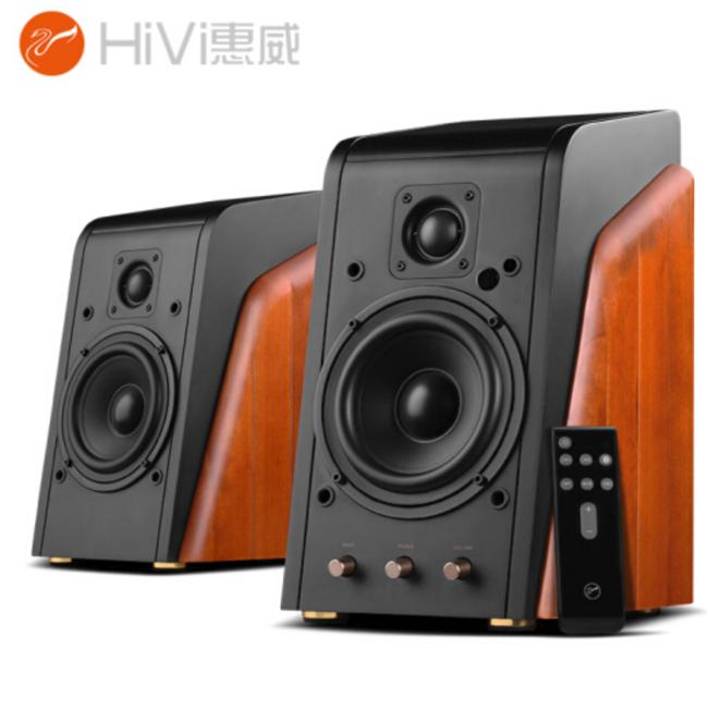 12日0点:退烧之作,HiVi 惠威 M200MKIII+ HIFI有源2.0蓝牙音箱 1399元(长期1599元) 买手党-买手聚集的地方