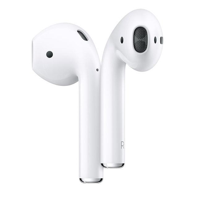 11日10点:仅3000件,Apple 苹果 新AirPods H1芯片真无线耳机 有线充电盒版 899元包邮 买手党-买手聚集的地方