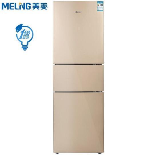 MeiLing 美菱 BCD-221WP3CX 多门冰箱 变频风冷 221升 1598元包邮 买手党-买手聚集的地方