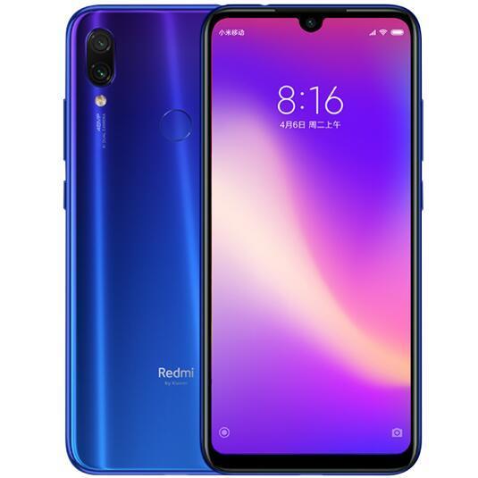 Redmi 红米 Note 7 Pro 智能手机 6G+128G 1009元包邮(京东1199元) 买手党-买手聚集的地方