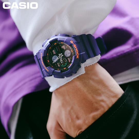 prime会员: CASIO 卡西欧 G-SHOCK GA-140-6AER 男士运动腕表 611.11元包邮(京东1080元) 买手党-买手聚集的地方