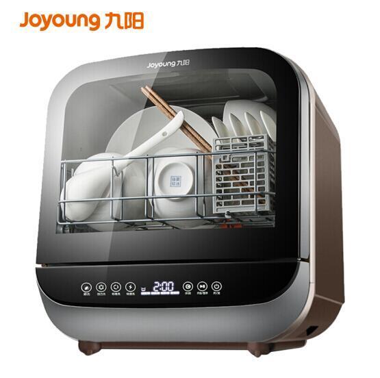 16点开抢、免安装::Joyoung 九阳 X5 台式全自动洗碗机 968元包邮 买手党-买手聚集的地方