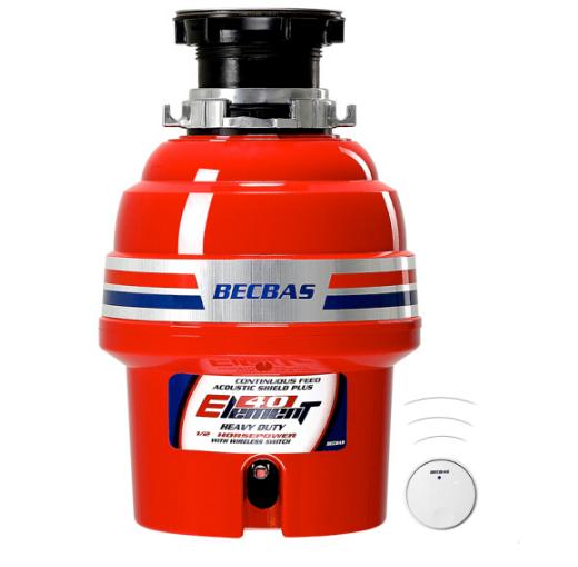 雙12預售:Becbas 貝克巴斯 Element40(E40)垃圾處理器 1199元包郵 買手黨-買手聚集的地方