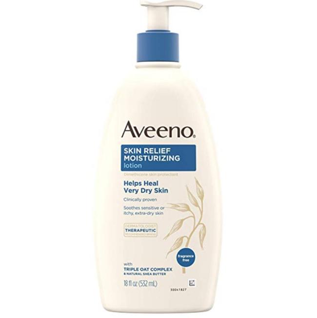 孕婦適用,Aveeno 艾維諾 燕麥敏感肌止癢舒緩乳液  532ml prime到手約66.7元 買手黨-買手聚集的地方