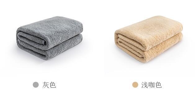 300g高克重,京東京造 加厚珊瑚絨 雙面羊羔絨毯子 200x150cm 69元包郵 買手黨-買手聚集的地方