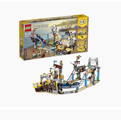 Lego 樂高 Creator 創意百變系列 海盜過山車 31084 499元包郵(專柜799元) 買手黨-買手聚集的地方