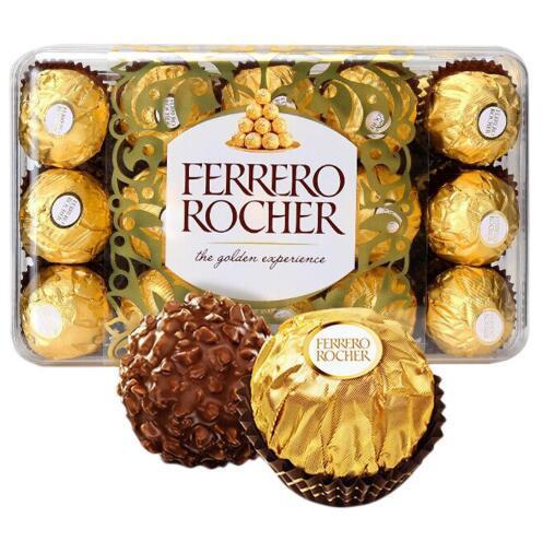 25日0点:Ferrero 费列罗 榛果金莎巧克力 30粒 375g 59.9元 买手党-买手聚集的地方