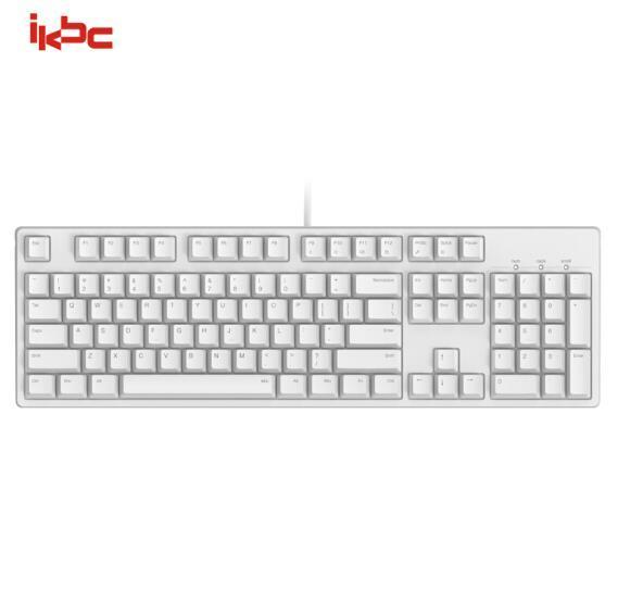 德國進口cherry軸、104鍵: IKBC C104 104鍵機械鍵盤 338元包郵 買手黨-買手聚集的地方