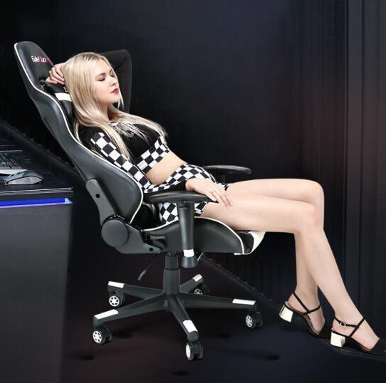 SGS认证气杆+170°平躺:古雷诺斯 N521 人体工学电脑椅 499元包邮 买手党-买手聚集的地方