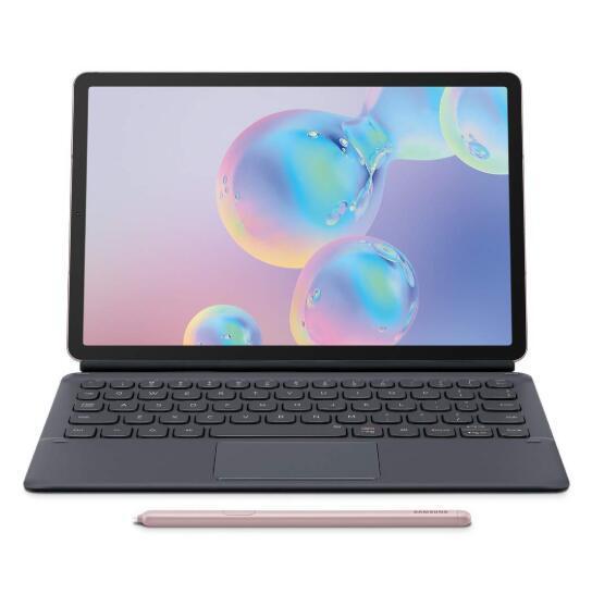 骁龙855+10.5寸大屏+15小时续航:SAMSUNG 三星 Galaxy Tab S6 平板电脑 WLAN版 6G+128G 4029.51元包邮 买手党-买手聚集的地方