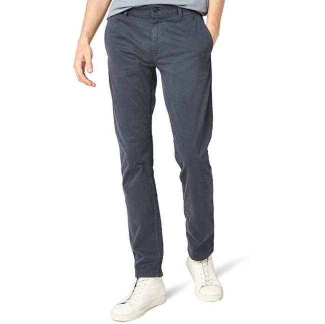 97%弹力棉,BOSS Orange 橙标 Schino-Slim D 男士直筒修身休闲长裤 prime到手约438.2 买手党-买手聚集的地方