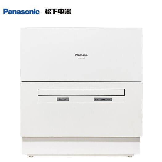 5日0点: Panasonic 松下 NP-K8RWH3R 台上式洗碗机 6套 1999元包邮 买手党-买手聚集的地方