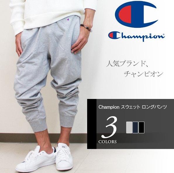 日版多码:Champion 冠军牌 C3-LS253 男士运动长裤 prime直邮到手179元 买手党-买手聚集的地方