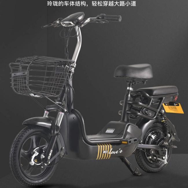 可上牌照,350w新日专用电机:新日 小型电动自行车 1499元包邮,全国联保 买手党-买手聚集的地方