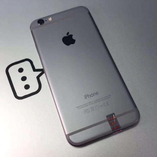 最强备机 插卡即用:95-98新 黑解 iPhone 6S 32g全网通 549元包邮 降30元! 买手党-买手聚集的地方