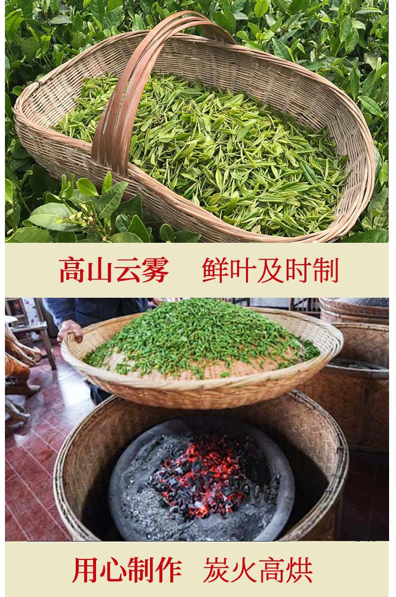 2020年新茶,祁翠 高山云雾绿茶 250g 14.8元包邮 买手党-买手聚集的地方