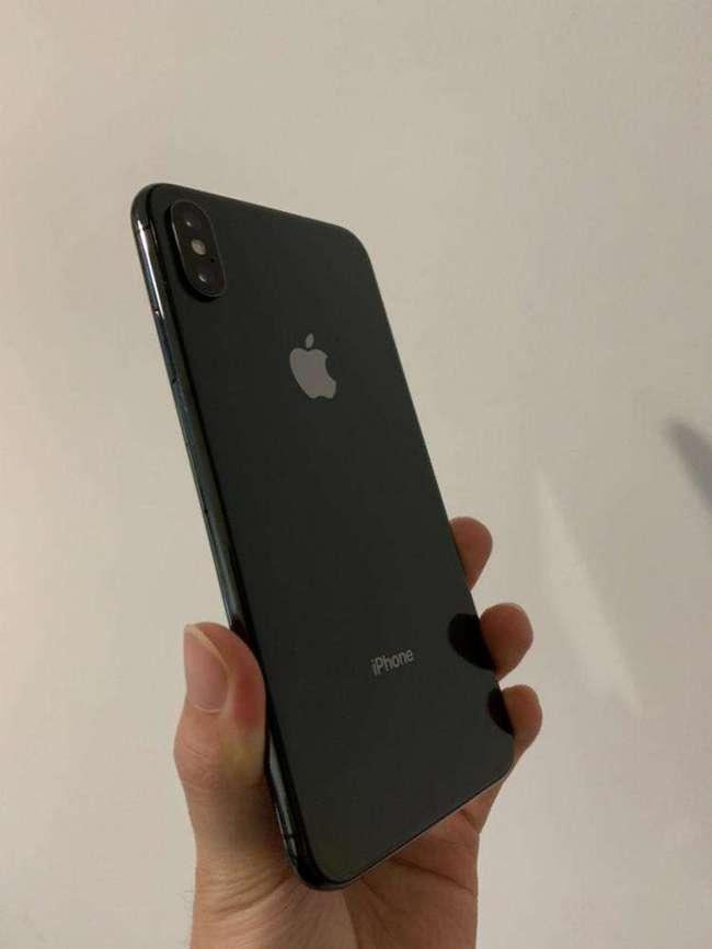小Q二手团、6.5寸巨屏旗舰:有锁 iPhone XS Max 64G 三网通手机 3450元包邮 买手党-买手聚集的地方