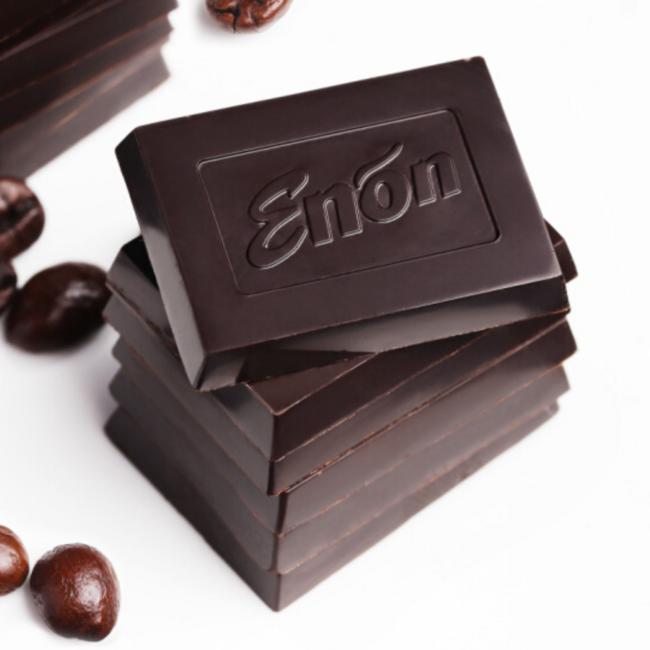 Enon 怡浓 100%纯黑巧克力 120gx12件 64.4元(折合5.4元/件) 买手党-买手聚集的地方