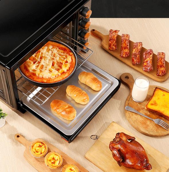 烘焙+烤肉 3d循环 不易糊焦:美的 35L 家用电烤箱 T3-L326B 239元包邮 保价618 买手党-买手聚集的地方