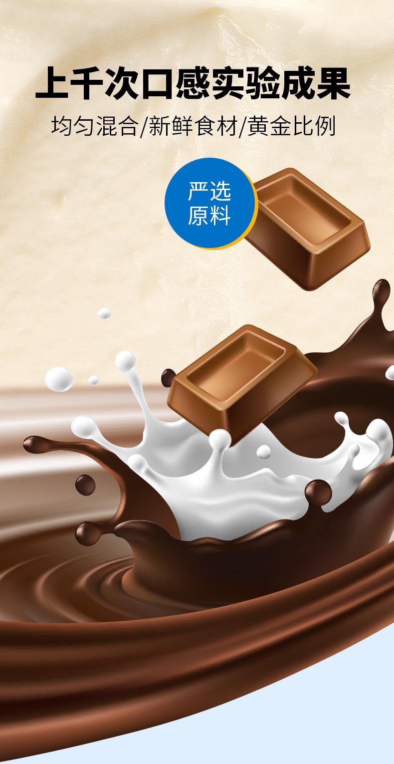 降30元!融化包赔:16支 冰雪格格 牛乳+巧克力雪糕 69元包邮(折合4.9元/支) 买手党-买手聚集的地方