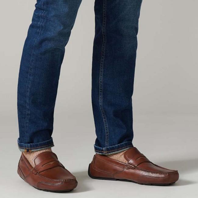 Clarks 其乐 Ashmont Race 男士真皮船鞋 prime直邮到手387.3元(天猫655元) 买手党-买手聚集的地方