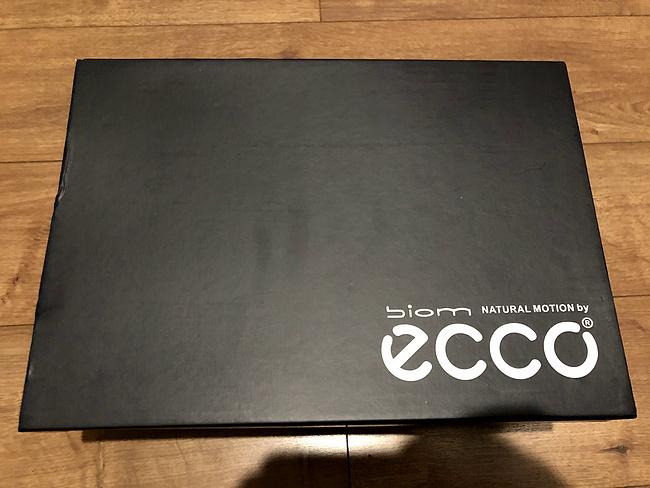 Ecco爱步 突破系列 真皮高帮运动鞋 开箱 150金币晒单+20元红包奖励 买手党-买手聚集的地方