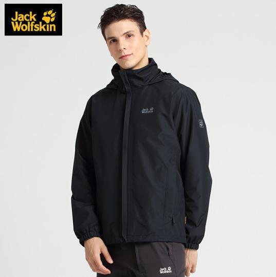 双11预售:JackWolfskin 狼爪 5120051 男士冲锋衣
