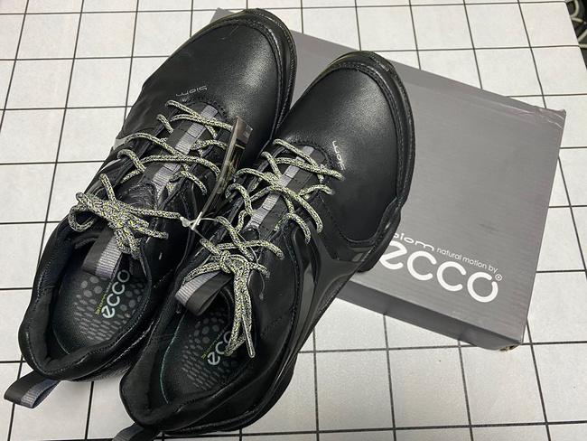 主打舒适、黑色款、牦牛皮:Ecco爱步 biom系列 低帮健步鞋老爹鞋 团购价349元包邮、直播间同价 买手党-买手聚集的地方