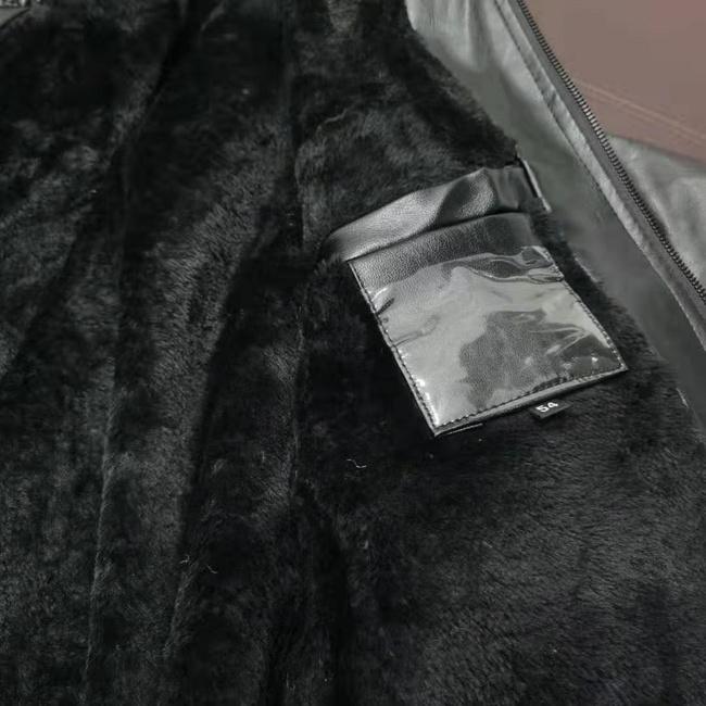 买手白菜团、秒变潮男、内里加绒:CYLRS 男士夹克皮衣 团购价79元包邮 买手党-买手聚集的地方